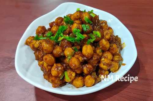 Chana Chilli fry recipe