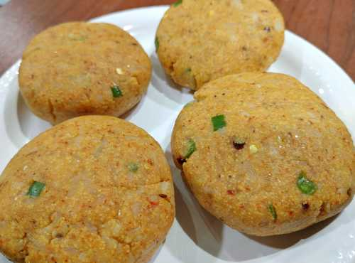 dough for aloo tikki recipe