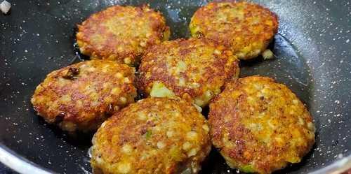 sabudana kabab or sabudana vada
