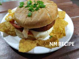 cheese burger recipe